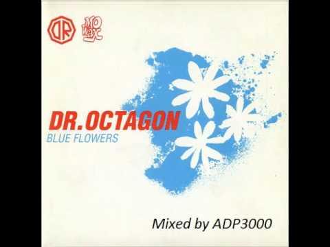Dr Octagon Blue Flowers In Brooklyn Zoo