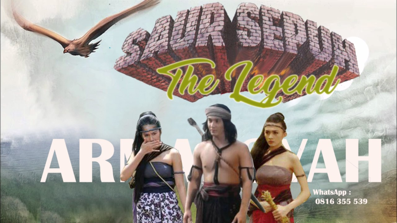 promo mp3 saur sepuh the legend