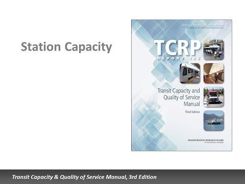 TCQSM: Station Capacity