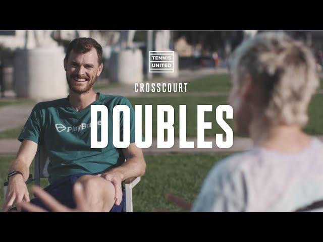 CrossCourt | Episode 4 | Jamie Murray & Bethanie Mattek-Sands: Doubles