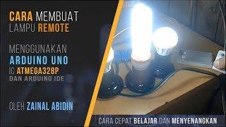Video TUTORIAL MEMBUAT LAMPU REMOTE | #BAGIAN_1 download MP3, 3GP, MP4, WEBM, AVI, FLV Oktober 2018