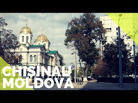 CHISINAU, MOLDOVA - The Most Boring City in Europe? | FIRST WORLD TRAVELLER