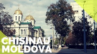 CHISINAU, MOLDOVA - IS IT THE MOST BORING CITY IN EUROPE NO! - The Tao of David
