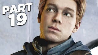 STAR WARS JEDI FALLEN ORDER Walkthrough Gameplay Part 19 - UNDERWATER BREATHER (FULL GAME)