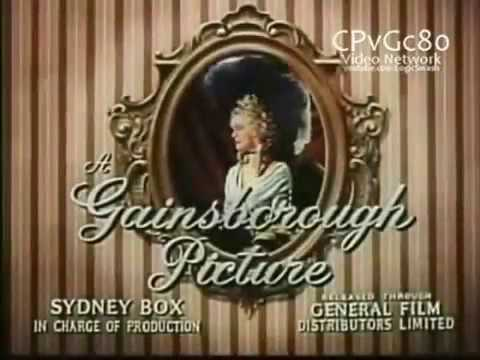 """Gainsborough Pictures"" Logo History"