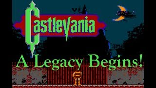 Castlevania (NES): The Hunt Begins