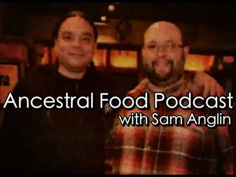 Ancestral Food Podcast Episode #01 - Sean Sherman the Sioux Chef