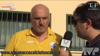 Serie D Girone E Bastia-Foligno 0-3