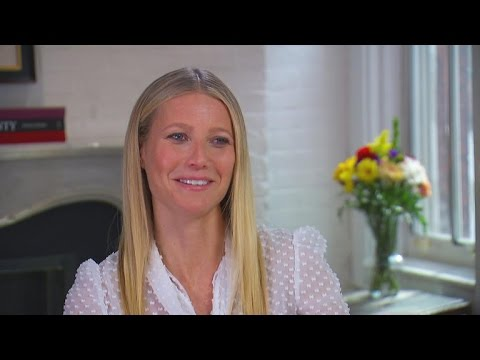 Gwyneth Paltrow on Babysitting Blue Ivy and Co-Parenting with Chris Martin