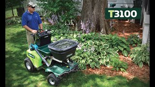 TURFCO T3100 Riding Applicator