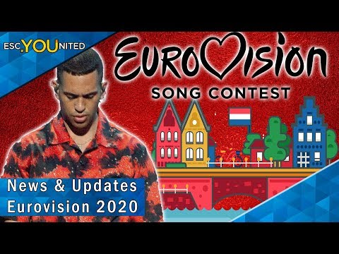 Where are we going for Eurovision, Host Discussion & JESC 2019 Update |  Podcast Ep 1 - June 23rd