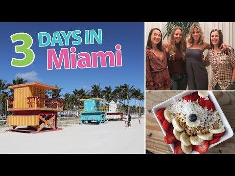 BEACH • FOOD • SHOPPING [SIZE 6 DRESS??]    Vegan in Miami