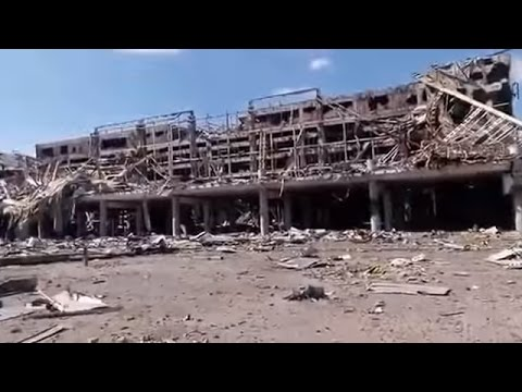 Donetsk International Airport Overview