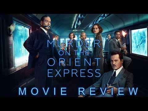 MURDER ON THE ORIENT EXPRESS (2017) Review - Cinema Savvy