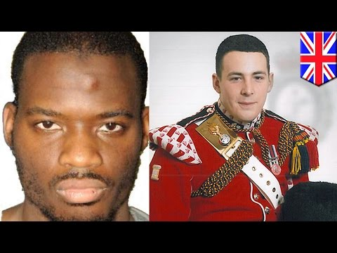 Jihadi murderer of Lee Rigby sues UK prison for knocking his teeth out - TomoNews