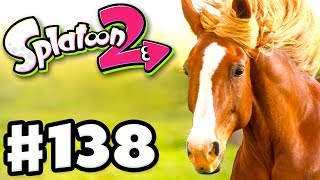 Horses - Splatoon 2 - Gameplay Walkthrough Part 138 (Nintendo Switch)