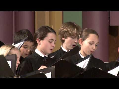 The Madeleine Choir School, 'A Ceremony of Carols' 2012