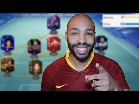 "ICH BEWERTE EURE TEAMS! 🔥 💯 - ""King Poldi"" - FIFA 19 Ultimate Team thumbnail"