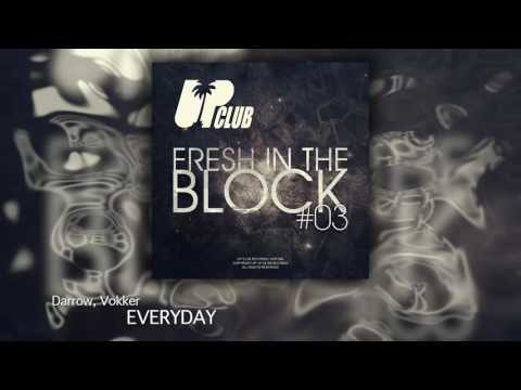 Darrow, Vokker - Everyday  (UP CLUB RECORDS)