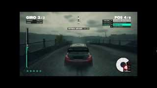 Dirt3 on DELL Inspiron 15R SE (7520)