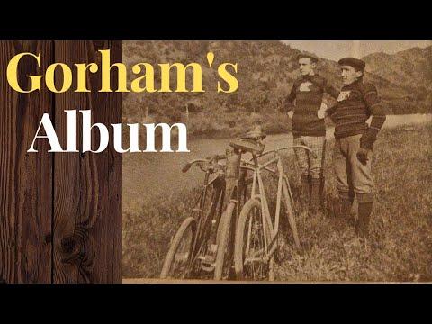 Gorham's Amazing Antique Racing Bicycle, Bike Shop & Cycling Club Photo Album thumbnail