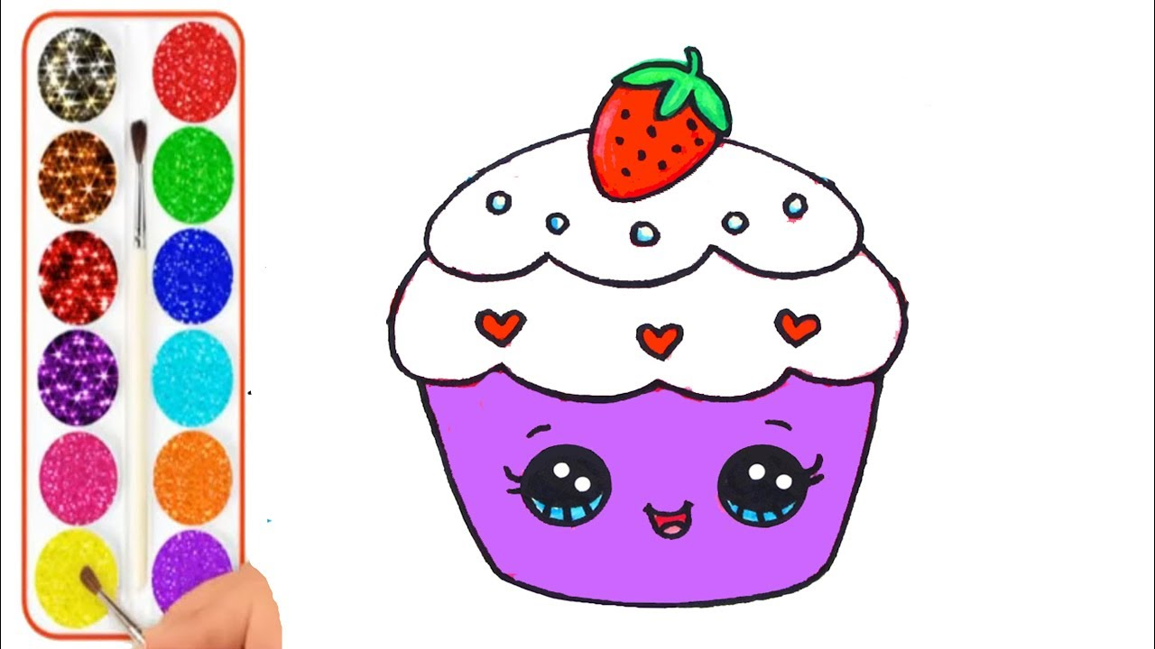 Como Hacer Un Pastel Kawaiicupcakes