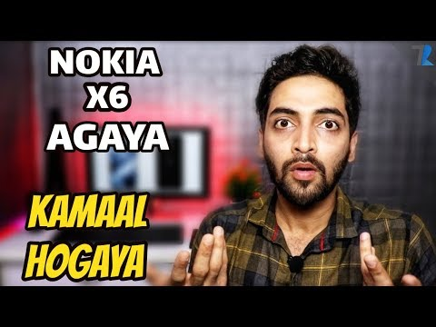 Nokia X6 Launched - The REAL Nokia is Back!