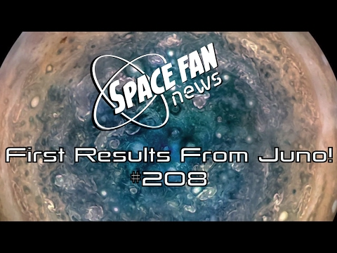 Juno First Results from Jupiter; LIGO & Grav Waves Pt 3; Red Dwarf Flares; WFIRST Cost Troubles