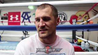 SERGEY KOVALEV SAYS AMATEUR FIGHT WITH BETERBIEV WAS FIXED! TALKS WHY THEY HAVE BEEF!