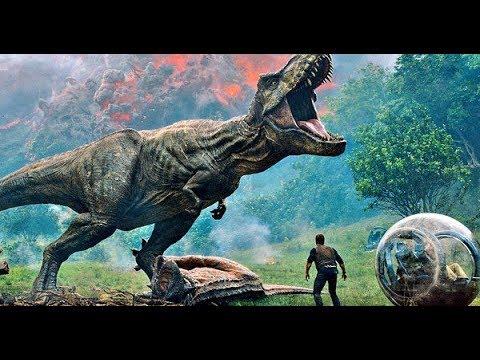 Jurassic World El Reino Caído Trailer Español Hd Youtube