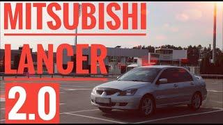 ТЕСТ-Драйв. |  Mitsubishi Lancer. |  Всё про Лансер 9. | Самый надежный японец?