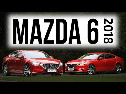 Mazda 6 GJ (2 рестайлинг) Седан
