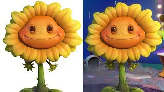 Обзор на ПОДСОЛНУХ [Sunflower] Plants vs Zombies Garden Warfare 2