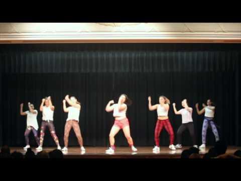 2016 Dance Hall Class Performance @ Monash DanceSport