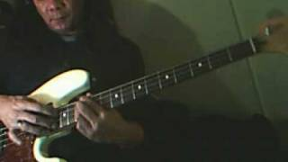 Funk bass slap (FIKU MIKU.) Norwegian Woods Classical Thumb (Fender Jazz Bass Deluxe Mexico)