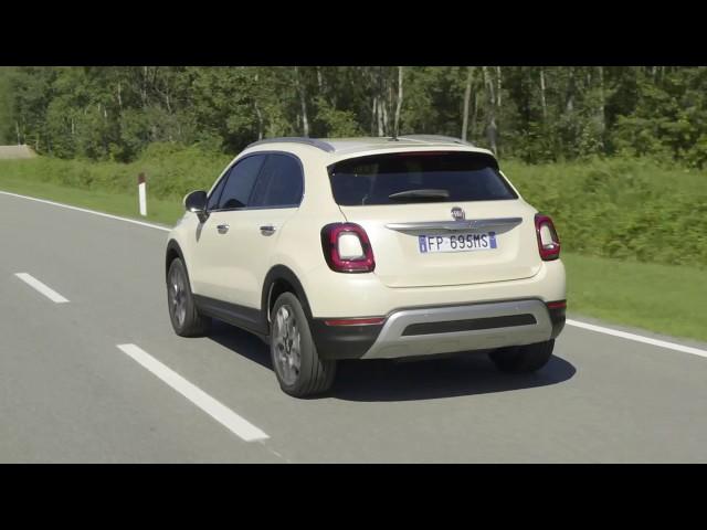 Der neue Fiat 500X – mit Verkehrszeichenerkennung und Geschwindigkeitsassistenz