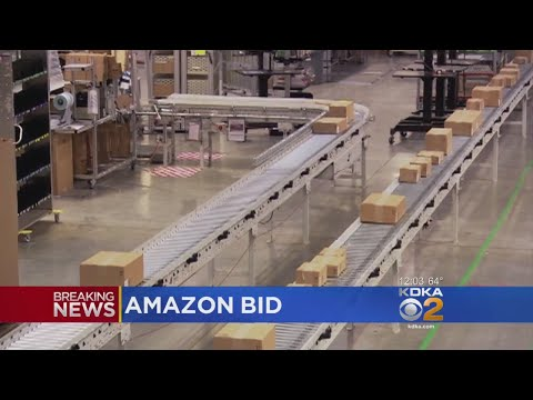 Pittsburgh To Amazon: