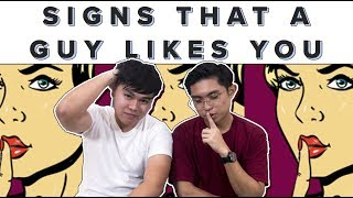 Signs That A Guy Likes You | ZULA Chickchats: EP32