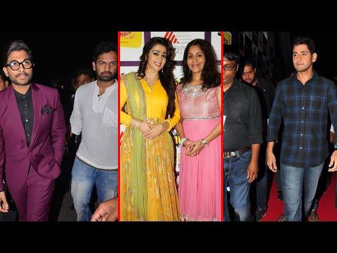 Mirchi Music Awards 2015 Highlights || Mahesh Babu , Allu Arjun , Charmy Kaur , Kamal Haasan