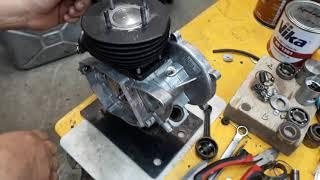 мопед рига 13 мотор