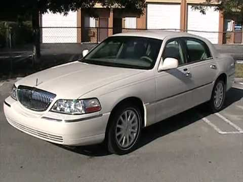 For Sale 2007 Lincoln Town Car Signature Sedan Southeastcarsales Net
