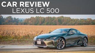 2021 Lexus LC500   Car Review   Driving.ca