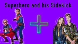 Superhero and his Sidekick | Movie!