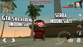 Cara download Gta sa extreme Indonesia /Nuansa Indonesia di android