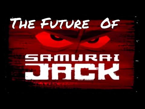 || The Future of Samurai Jack - A Genndy Tartovski Interview ||
