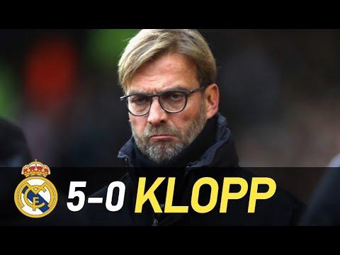 The Day Real Madrid Destroyed Jurgen Klopp