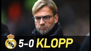 The Day Real Madrid Destroyed Jurgen Klopp