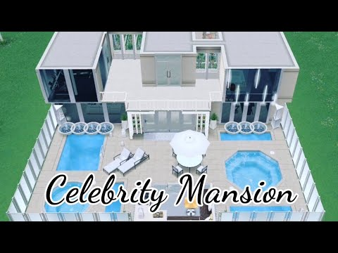 Sims Freeplay House Tour / Celebrity Mansion