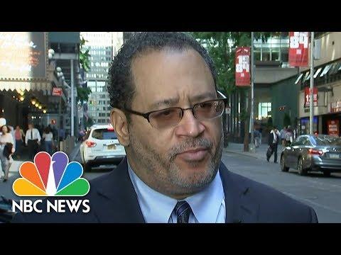 Michael Eric Dyson Classifies Racist Graffiti Incident As