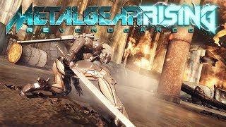 Metal Gear Rising - PC Gameplay - Max Settings